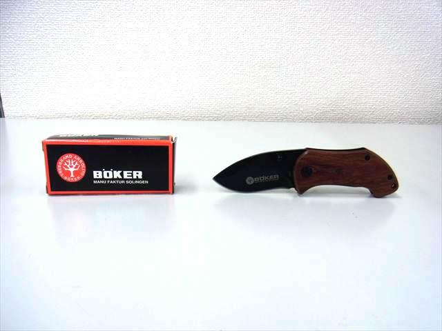 BOKER(ボーカー) キャンプ用ポケットナイフ DA33の写真です。