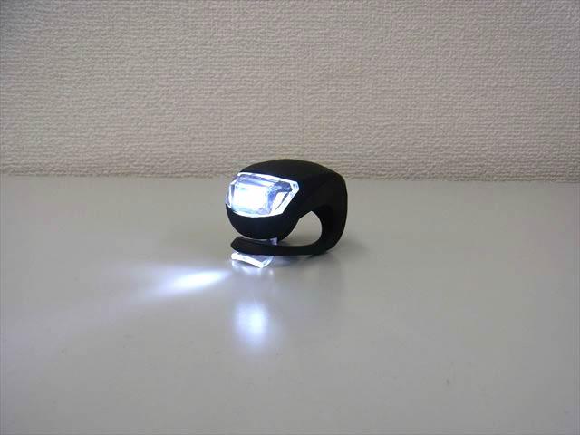 自転車の 発電 自転車 ライト : 自転車用 防水シリコン LED ...
