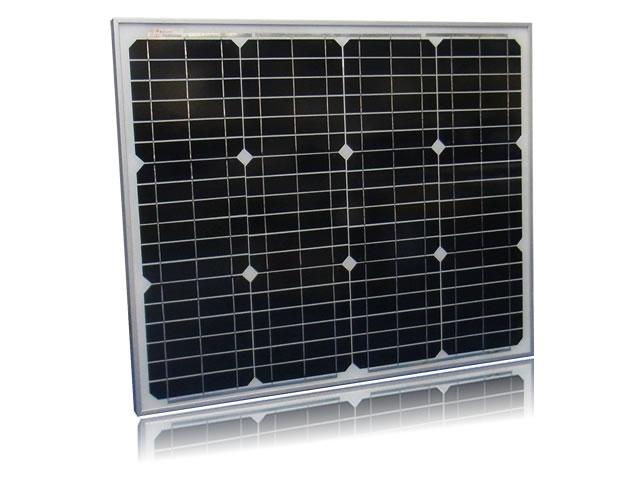 ソーラーパネル 50W 単結晶 AT-MA50C ※旧BOSCH製セルモジュール