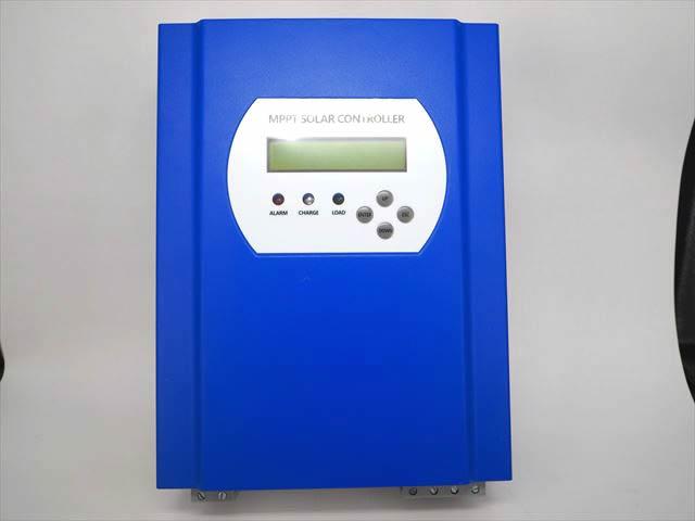 MPPTチャージコントローラー I-P-SMART2(30A) ※青