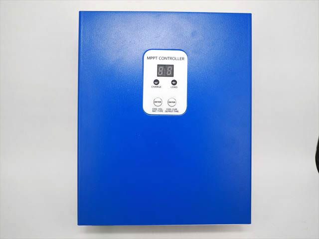 MPPTチャージコントローラー eSmart MPPT-15A ※青