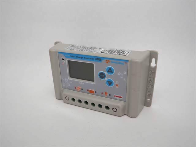 PWMチャージコントローラー SL03-4810A(10A) ※36V/48V/60V専用の写真です。