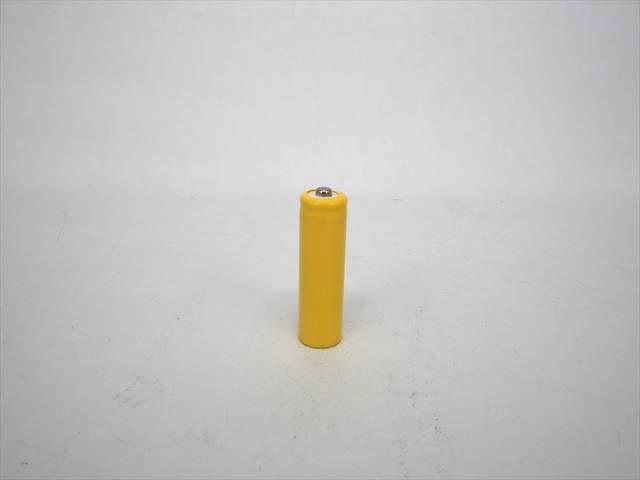 リン酸鉄リチウムイオン ダミー電池 3.2V 14500の写真です。