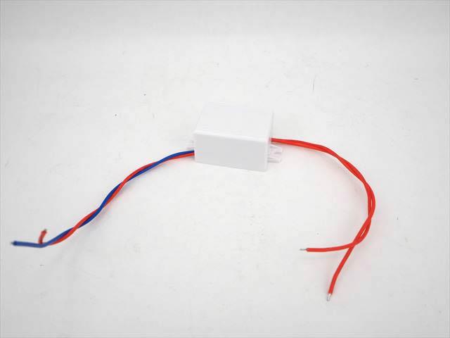5W LEDドライバー 400mA(AC85-265V→DC12V)の写真です。