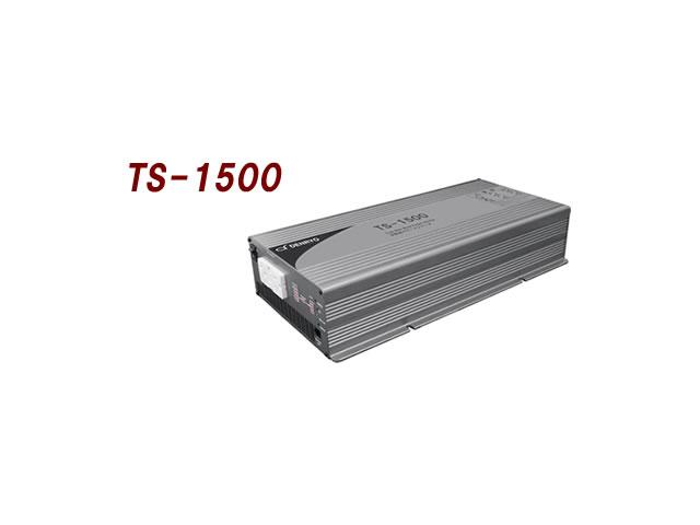 正弦波インバーター DENRYO TS-1500-112Fの写真です。