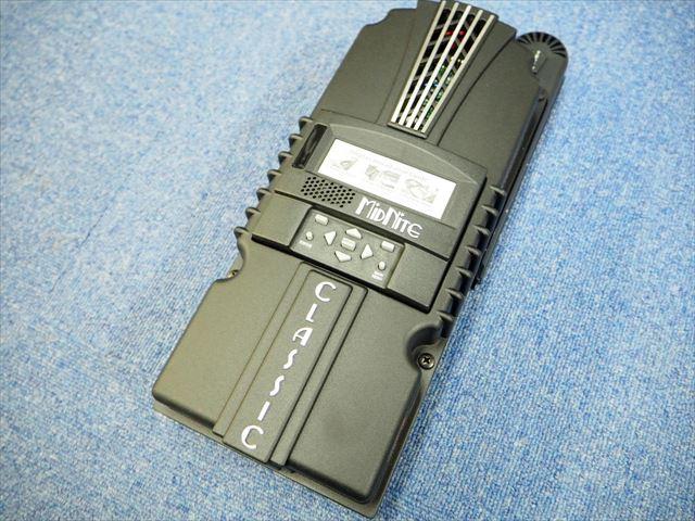 MPPTチャージコントローラー Classic 200-SL(MidNite Solar製:アメリカ)