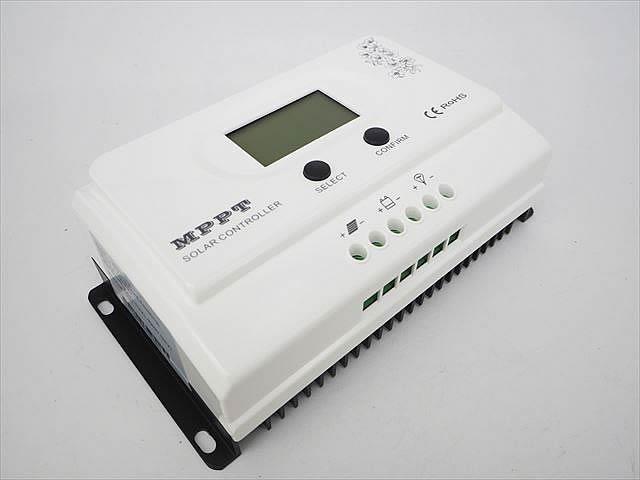 MPPTチャージコントローラー Wiser3 MPPT-15A(15A)