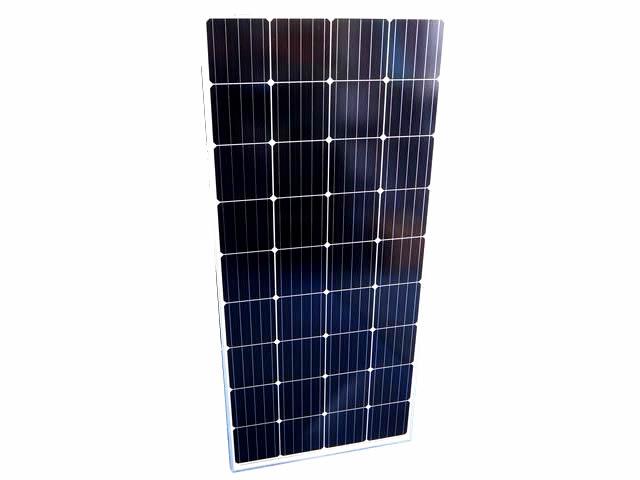 ソーラーパネル 160W 単結晶 AT-MA160E ※JAsolar×2枚