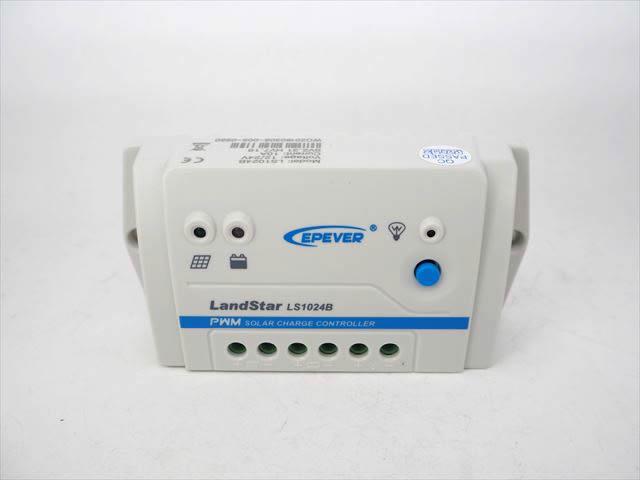 PWMチャージコントローラー LS1024B(10A)の写真です。