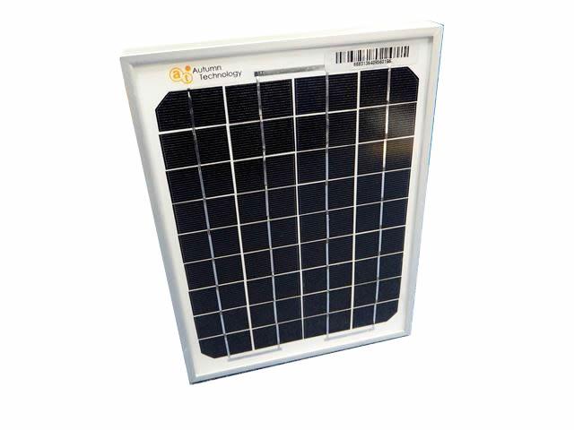 ソーラーパネル 5W 単結晶 AT-MA5A ※JAsolar(訳あり)の写真です。
