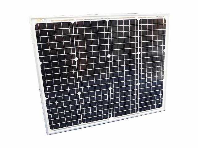 ソーラーパネル 50W 単結晶 AT-MA50C ※JAsolar