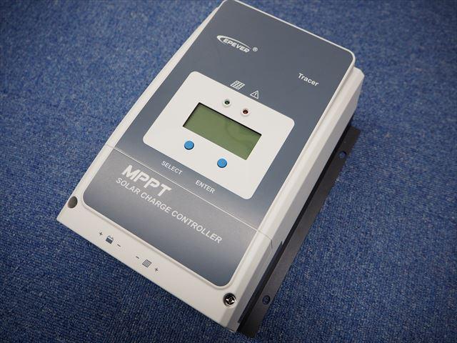 MPPTチャージコントローラー Tracer5420AN(50A)の写真です。