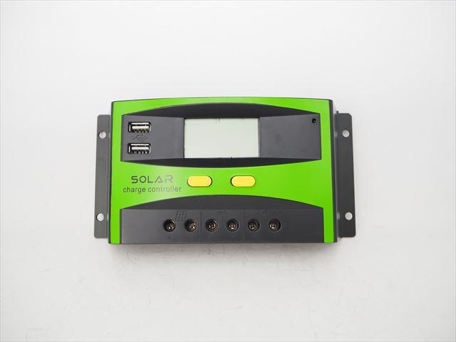 PWMチャージコントローラー DMD-4820(20A)※48V専用の写真です。