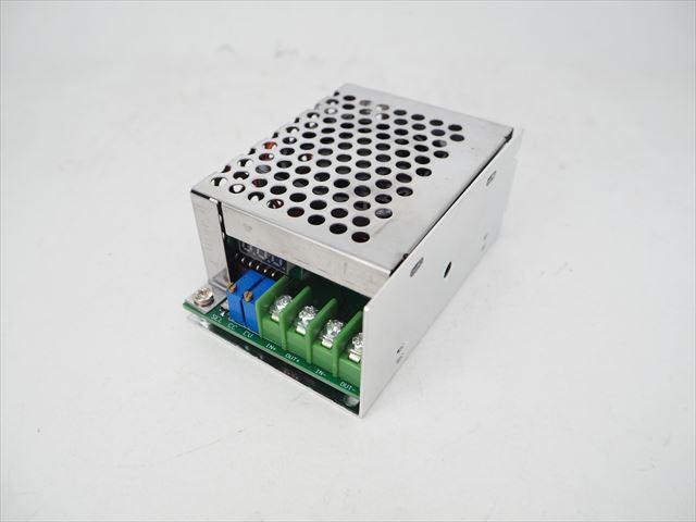 MPPT ステップダウン ソーラーチャージャーコントローラー 8558D145V(25A)の写真です。