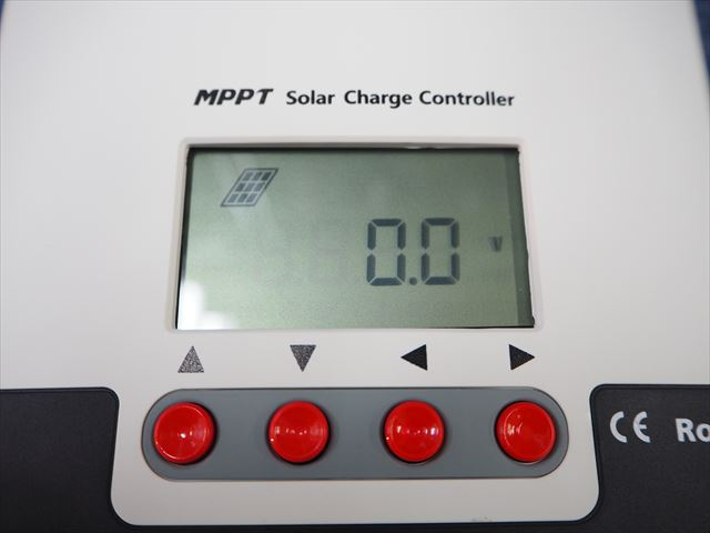 MPPTチャージコントローラー SR-ML2430(30A) 商品写真