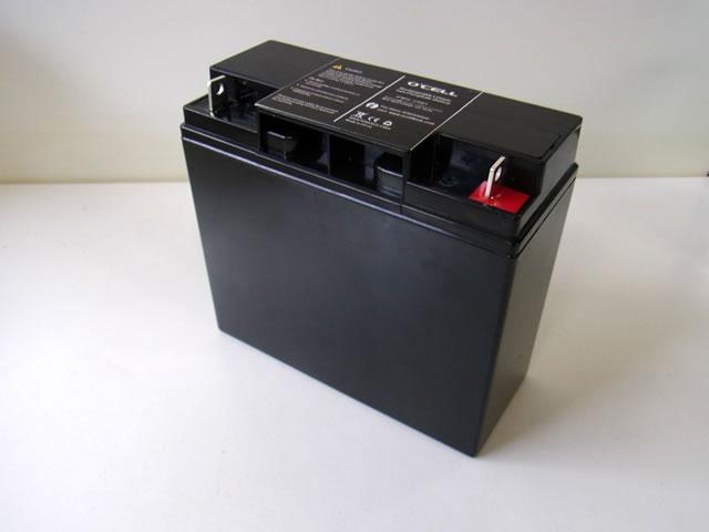 リン酸鉄リチウムイオンバッテリー 12V20Ah lifepo4(O'cell)の写真です。