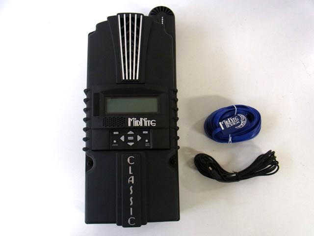 MPPTチャージコントローラー Classic 200(MidNite Solar製:アメリカ)の写真です。