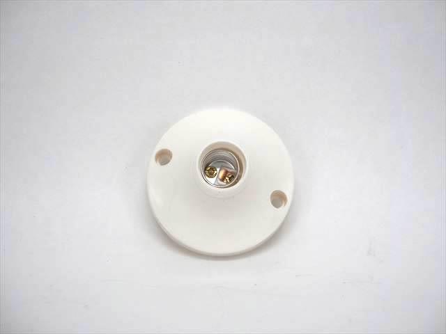 E14用 電球ソケットベース/ランプベースの写真です。