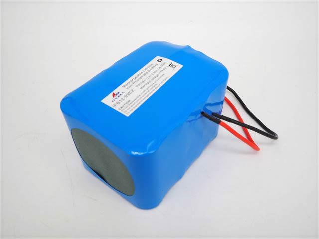 リン酸鉄リチウムイオンバッテリー 12V9.9Ah lifepo4(O'cell)の写真です。