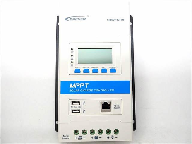 MPPTチャージコントローラー TRIRON3210N-DS2-UCS(30A)