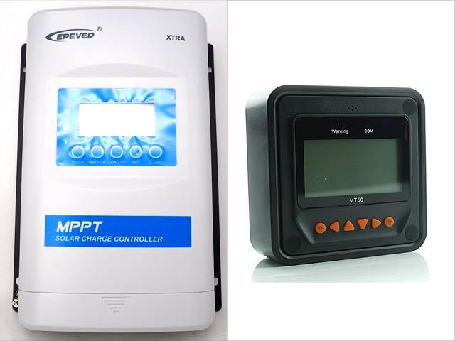 MPPTチャージコントローラー XTRA4415N-XDS2(40A) MT50