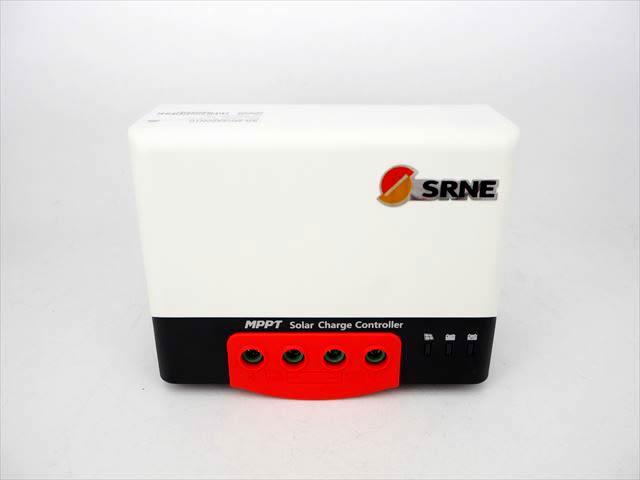 MPPTチャージコントローラー SR-MC2420N10(20A)