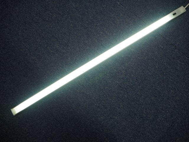 DC5V USB専用 7W ハンドウェーブセンサー付き LEDバーライト 50cm※Whiteの写真です。
