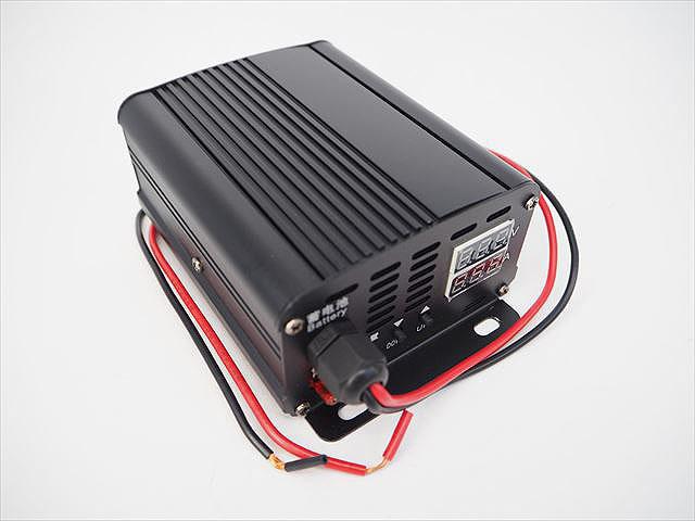 MPPTブーストアップチャージコントローラー SC330(24V/36V/48V/60V/72V)10Aの写真です。