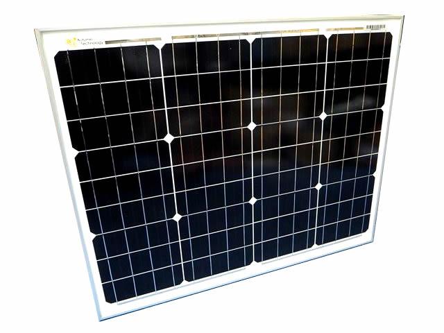 ソーラーパネル 50W 単結晶 AT-MA50A ※JAsolar(厚さ25mm)