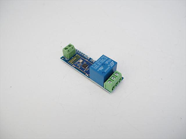 12V用 Bluetoothワイヤレスリモートスイッチモジュール JDY-30 ※Android専用の写真です。