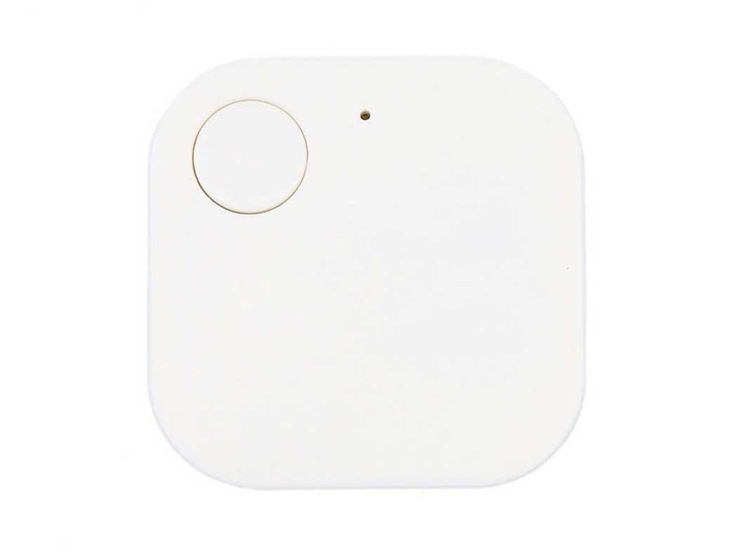 スマートフォン Bluetooth 紛失・盗難防止アラームデバイス ※白の写真です。