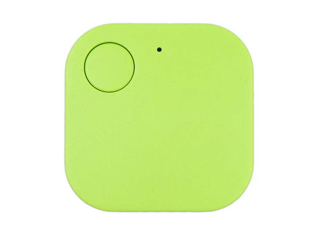 スマートフォン Bluetooth 紛失・盗難防止アラームデバイス ※緑の写真です。