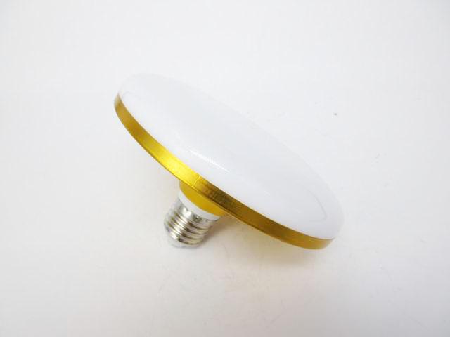 AC100V〜220V用 E27 30W UFO型 LED照明ライト ※Cold Whiteの写真です。