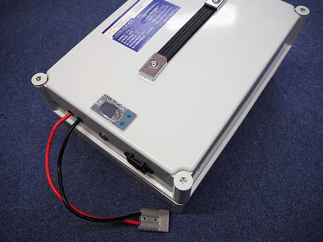 リン酸鉄リチウムイオンバッテリーボックス 48V40Ah lifepo4の写真です。