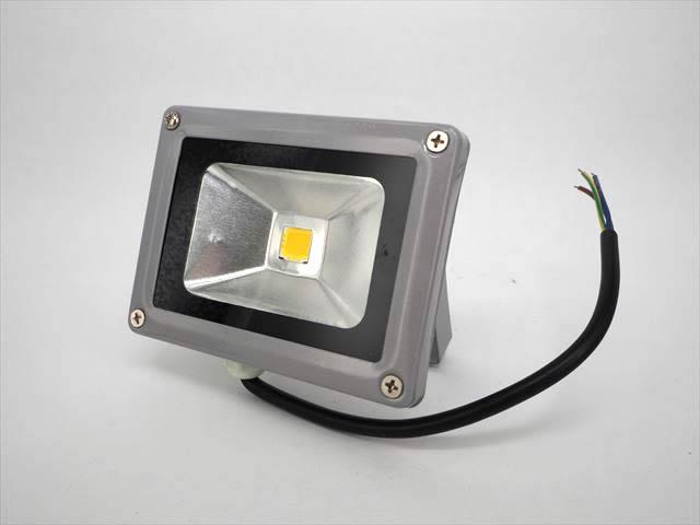 AC85V〜265V 10W 防水LEDライト ※Cold White 商品写真