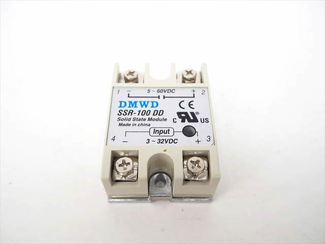 ソリッドステートリレー/半導体リレー SSR-100 DD(100A) 商品写真
