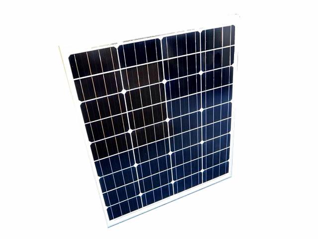 ソーラーパネル 80W 単結晶 AT-MA80E ※JAsolar×3枚