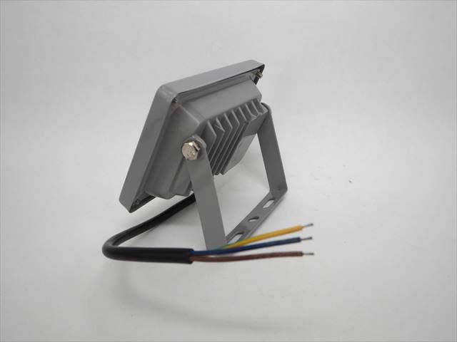 AC85V〜265V 10W 防水LEDライト ※Warm White 商品写真