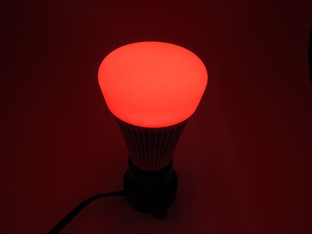 AC85V〜265V用 8W Bluetooth 4.0 Mi-Light RGB LEDライト ※iOS&Android 4.3以降 商品写真