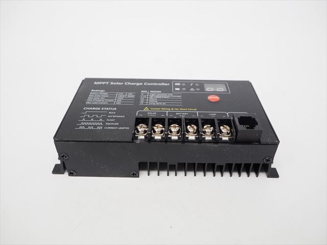 MPPTチャージコントローラー MT2410N10(10A) 商品写真