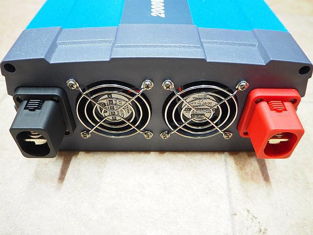 正弦波インバーター HL-2000P(48V) 商品写真