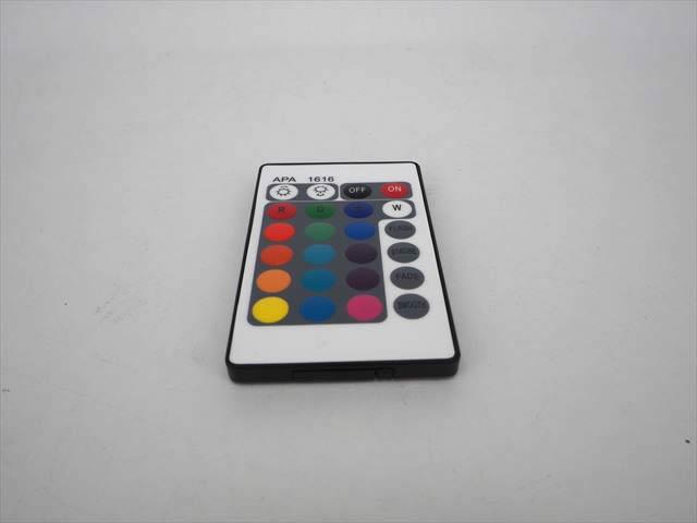AC85V〜265V用 10W RGBカラー 防水LEDライト 商品写真