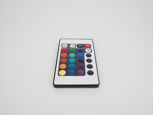 AC100〜240V用 Bluetooth スピーカー付 12W RGBW LEDライト ※リモートコントローラー付 商品写真