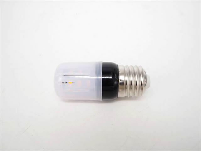 AC100V用 E27 コーンLEDバルブライト 3W ※Warm White 商品写真