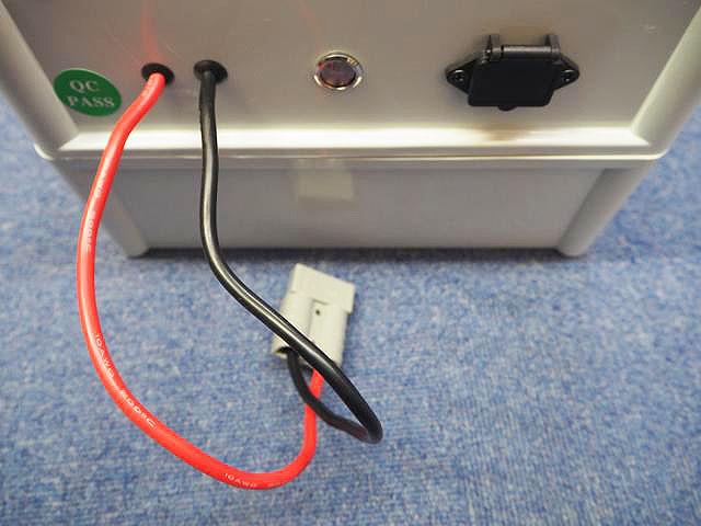 リン酸鉄リチウムイオンバッテリーボックス 48V40Ah lifepo4 商品写真